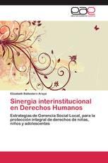 Sinergia interinstitucional en Derechos Humanos
