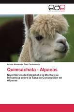 Quimsachata - Alpacas
