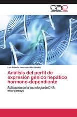 Análisis del perfil de expresión génico hepático hormono-dependiente