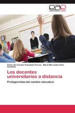 Los docentes universitarios a distancia