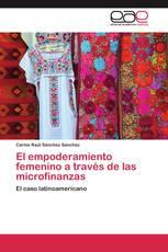 El empoderamiento femenino a través de las microfinanzas