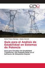 Guía para el Análisis de Estabilidad en Sistemas de Potencia