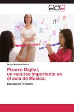 Pizarra Digital,  un recurso importante en el aula de Música.