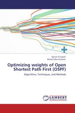 Optimizing weights of Open Shortest Path First (OSPF)