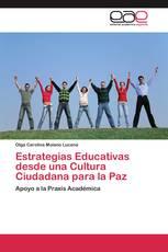 Estrategias Educativas desde una Cultura Ciudadana para la Paz