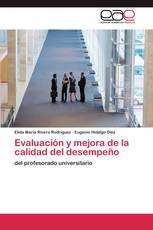 Evaluación y mejora de la calidad del desempeño
