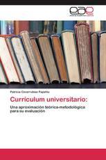 Currículum universitario: