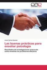 Las buenas prácticas para enseñar psicología
