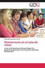 Democracia en el aula de clase