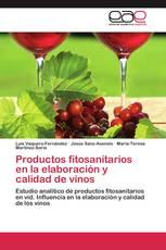 Productos fitosanitarios en la elaboración y calidad de vinos