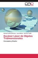Escáner Láser de Objetos Tridimensionales