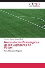Necesidades Psicológicas de los Jugadores de Fútbol