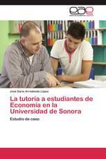 La tutoría a estudiantes de Economía en la Universidad de Sonora