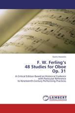 F. W. Ferling's  48 Studies for Oboe  Op. 31