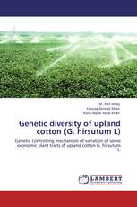 Genetic diversity of upland cotton (G. hirsutum L)