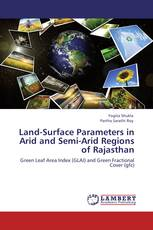 Land-Surface Parameters in Arid and Semi-Arid Regions of Rajasthan