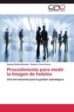 Procedimiento para medir la Imagen de hoteles