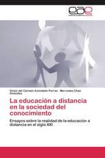 La educación a distancia en la sociedad del conocimiento