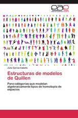 Estructuras de modelos de Quillen