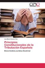 Principios Constitucionales de la Tributación Española