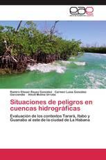 Situaciones de peligros en cuencas hidrográficas