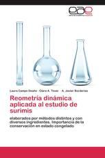 Reometría dinámica aplicada al estudio de surimis