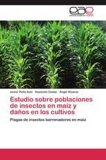 Estudio sobre poblaciones de insectos en maíz y daños en los cultivos