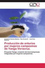Producción de anturios por mujeres campesinas de Yanga Veracruz.