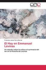 El Hay en Emmanuel Lévinas