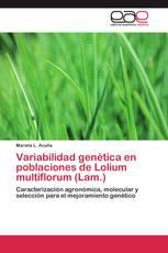 Variabilidad genética en poblaciones de Lolium multiflorum (Lam.)