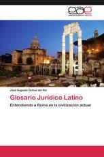 Glosario Jurídico Latino