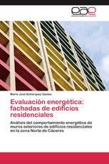 Evaluación energética: fachadas de edificios residenciales