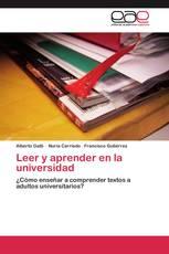 Leer y aprender en la universidad
