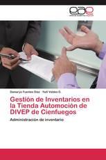 Gestión de Inventarios en la Tienda Automoción de DIVEP de Cienfuegos