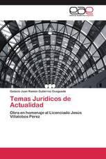 Temas Jurídicos de Actualidad