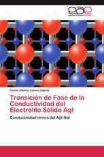 Transición de Fase de la Conductividad del Electrólito Sólido AgI