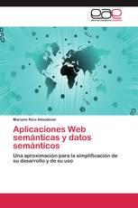 Aplicaciones Web semánticas y datos semánticos
