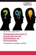 Competencias para el desarrollo de las Habilidades de Pensamiento