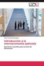 Introducción a la microeconomía aplicada