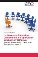 La Gerencia Educativa Cimiento de la Supervisión Educativa Formativa