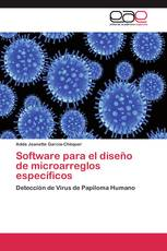 Software para el diseño de microarreglos específicos