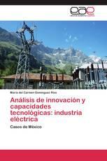 Análisis de innovación y capacidades tecnológicas: industria eléctrica