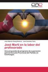 José Martí en la labor del profesorado