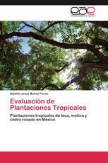 Evaluación de Plantaciones Tropicales