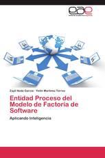 Entidad Proceso del Modelo de Factoría de Software