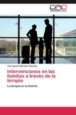 Intervenciones en las familias a través de la terapia