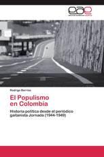 El Populismo   en Colombia