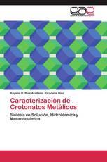 Caracterización de Crotonatos Metálicos