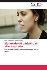Monóxido de carbono en aire espirado
