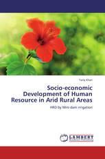 Socio-economic Development of Human Resource in Arid Rural Areas